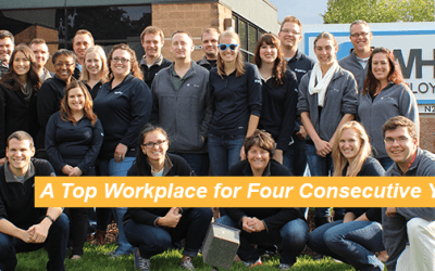 WHR Group Makes Top Workplace List for Fourth Consecutive Year