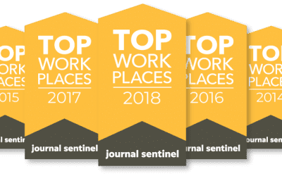 A Top Workplace for the Fifth Consecutive Year!